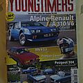 Reportage youngtimers magazine