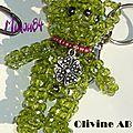 nounours olivine