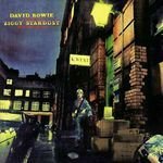 1972 THE RISE AND FALL OF ZIGGY STARDUST AND THE SPIDERS FROM MARS