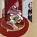 Christie's to offer landmark francis bacon painting to be seen in public for first time in 45 years