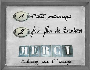 1 petit message