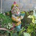 Le nain de jardin