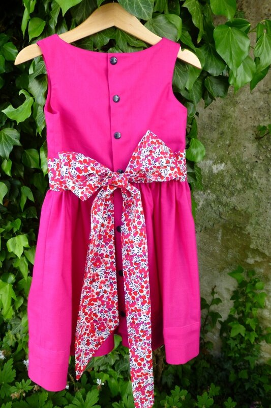 robe-cortege rose liberty 5