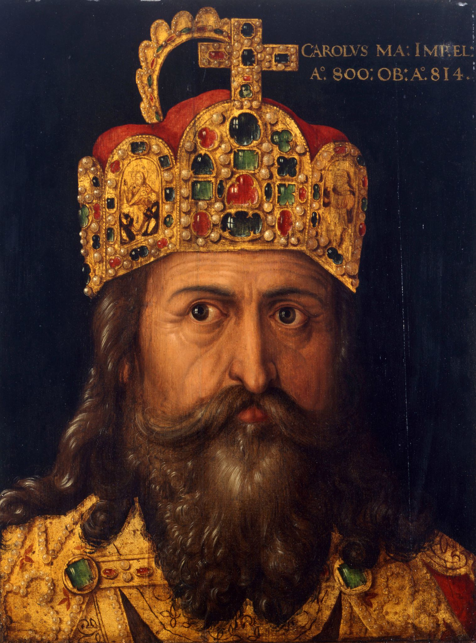 an introduction to the life of charlemagne charles the great Charlemagne or charles the great[a] , numbered charles i, was king of the  franks  in return for their lives, the lombards surrendered and opened the  gates in.