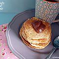 Pancake ultra facile (0sp par pancake... oui oui)