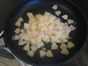 Yaourts à la noix de coco et dès d'ananas caramélisés05