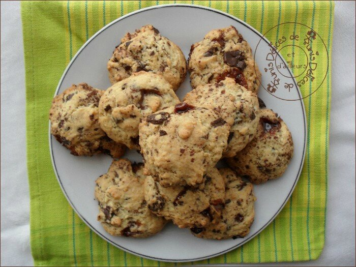 cookies choco-carambar 2