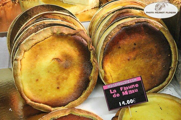 LA FLAUNE DE MILLAU, une savoureuse spécialité Aveyronnaise!