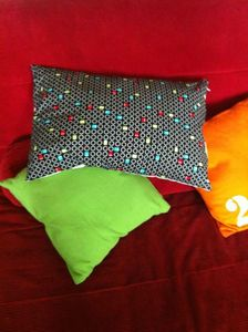 Coussin Pac Man