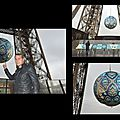 Street art ... obey dans les hautes sphères