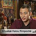 khyabjé kalou rimpoché