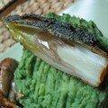 Endive frite aux graines de pavot (recette du 03/11/06)