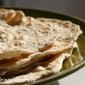 Chapatis (pain indien)