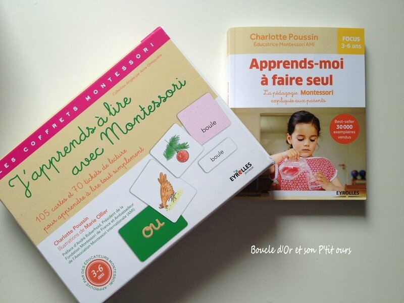 maman boucle d'or - montessori eyrolles