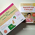 La pédagogie montessori pour les 3-6 ans: vers l'apprentissage de la lecture