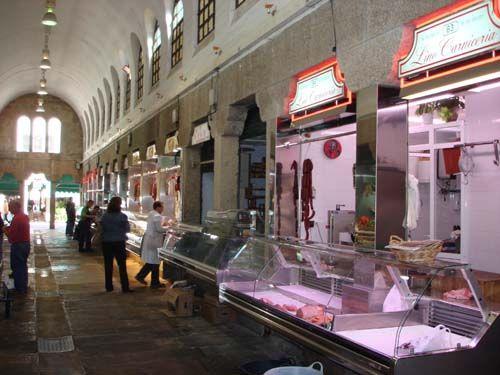 St Jacques de Compostelle-marché