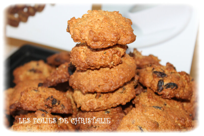Cookies avoine 10