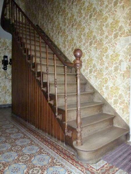 la decopelemele les escaliers el 39 lef bien. Black Bedroom Furniture Sets. Home Design Ideas
