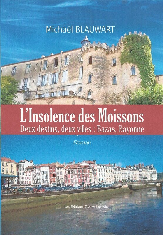 Couverture face l'Insolence des Moissons