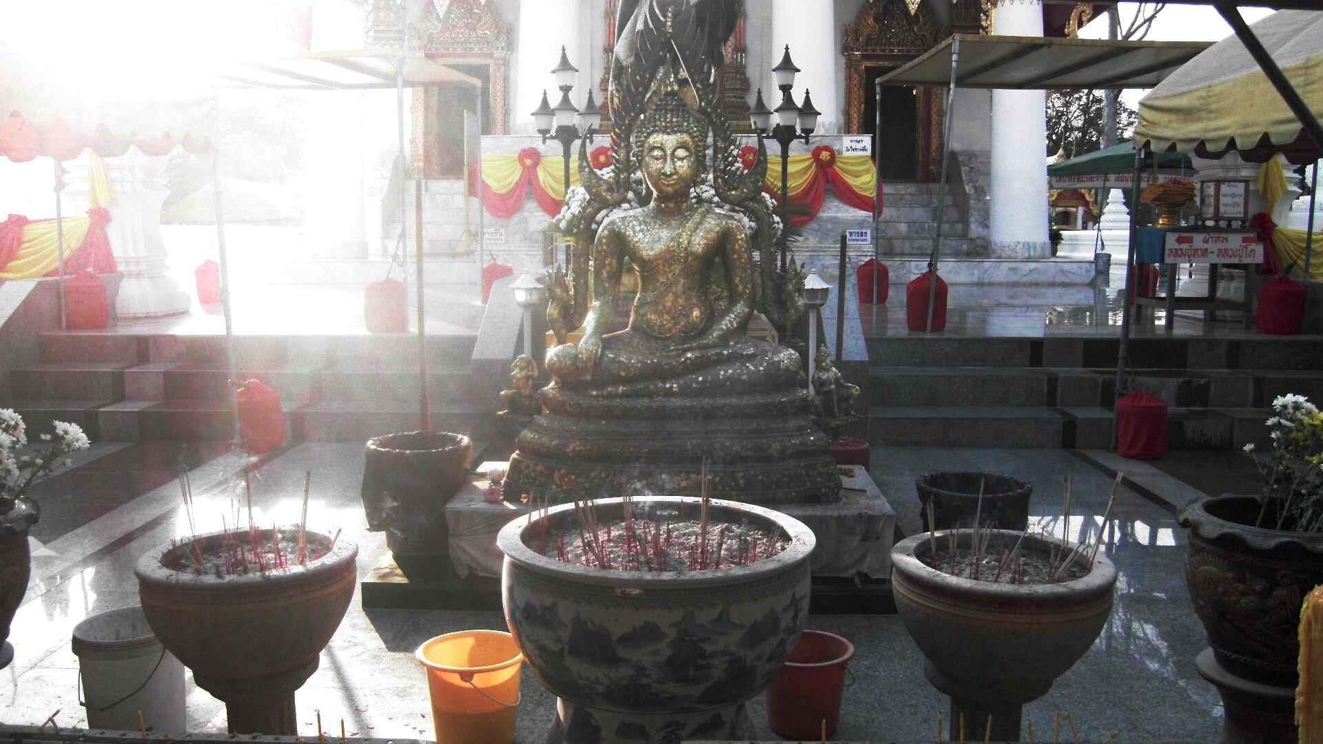 088_Ayuthaya_temple statue