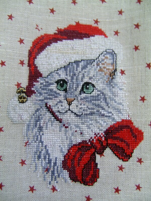 broderie cchat