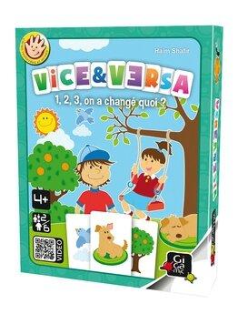 Boutique jeux de société - Pontivy - morbihan - ludis factory - Viceversa