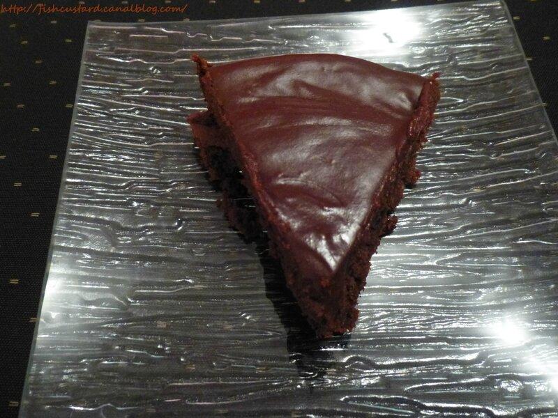 Gâteau au chocolat décadent de Julien Apolon (31)