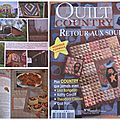 Quilt country n°42