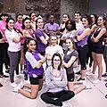 Nouveau à ramonville: les cheerleaders font bouger la ville !