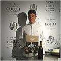 Prix collet du livre de chef 2013 - episode #10 : jean sulpice, l'oxalys
