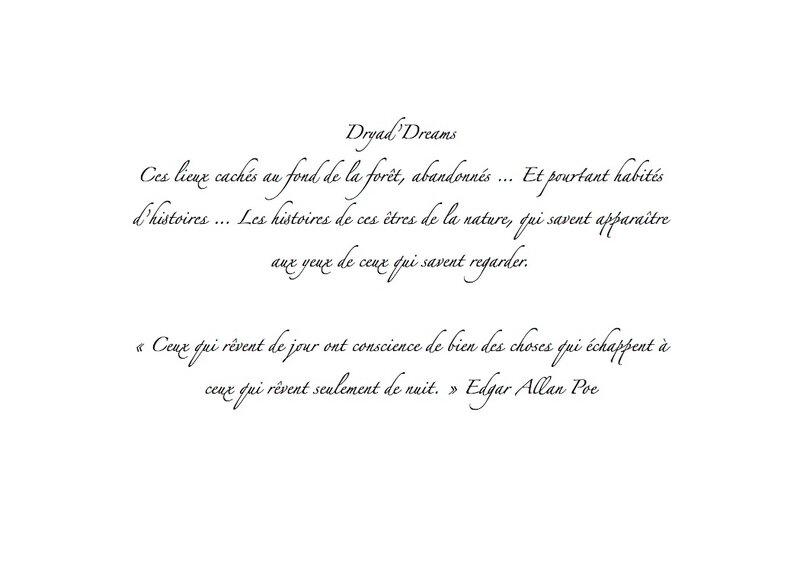 Dryad'Dreams