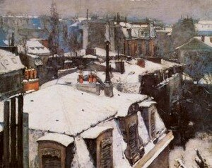 Snow_Covered_Roofs_in_Paris
