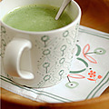 Que boire en cette belle et froide journée dominicale ? un smoothie remontant et réconfortant au kale !