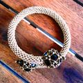 Bracelet Bead and button 2
