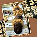 Sabls chouette aux cacahutes & chocolat