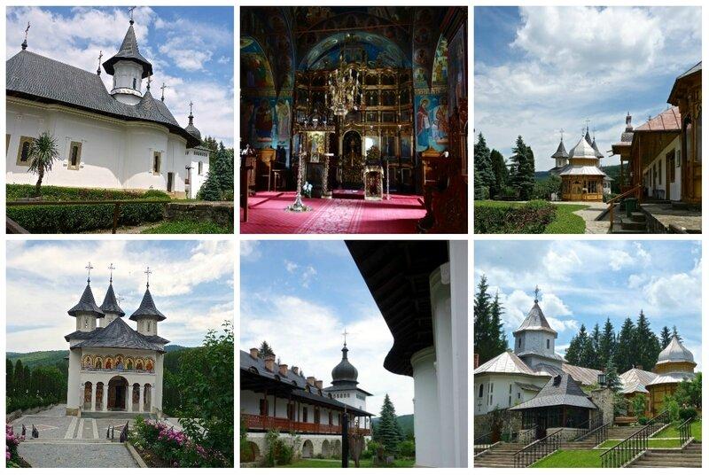 monastère de Sihastria