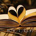 [tag] how i read