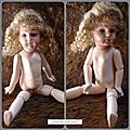 Reproduction d'une poupée bru jne 11