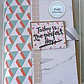 Dt kippers - un mini album enveloppe
