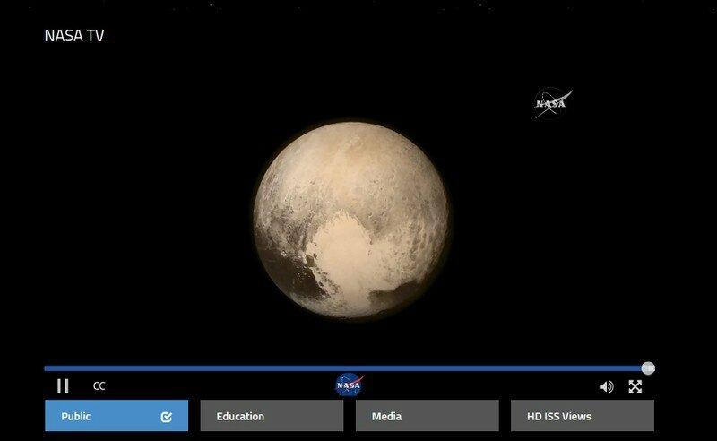 nouvelle photo de Pluton