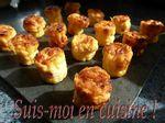 Mini Cannelés Chorizo Comté 11
