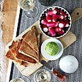 Beurre de fanes de radis (ou comment ne rien gâcher d'une botte de radis)