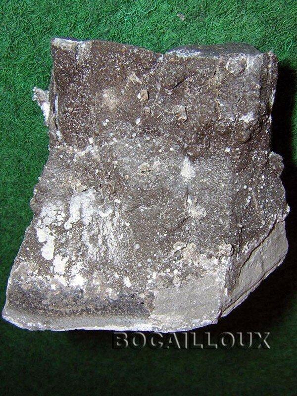 QUARTZ DIAMANT -Septaria 356