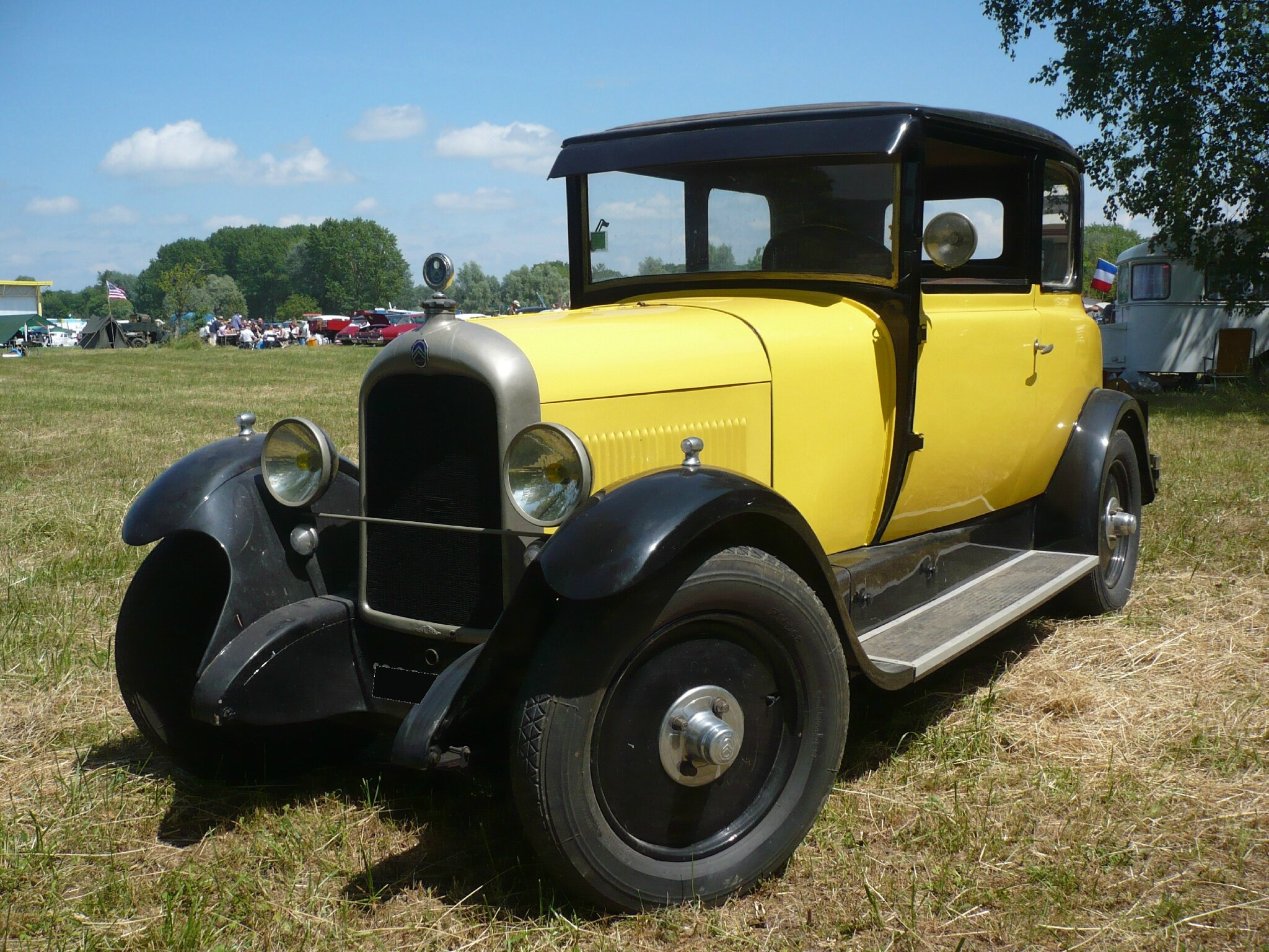 CITROËN B14 Faux Cabriolet 1929 Madine (1)