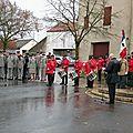 914 Cérémonie du 11 novembre à La Cavalerie le 08/11/09