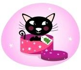 7852600-black-noel-chaton-dans-une-boite-cadeau-rose-illustration