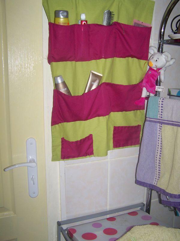 Rangement salle de bain les id es de sandrine for Idee de rangement pour petite salle de bain