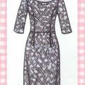 Robe Daisy - Taille 36 à 46