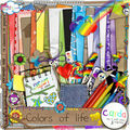 Colors of life de carda