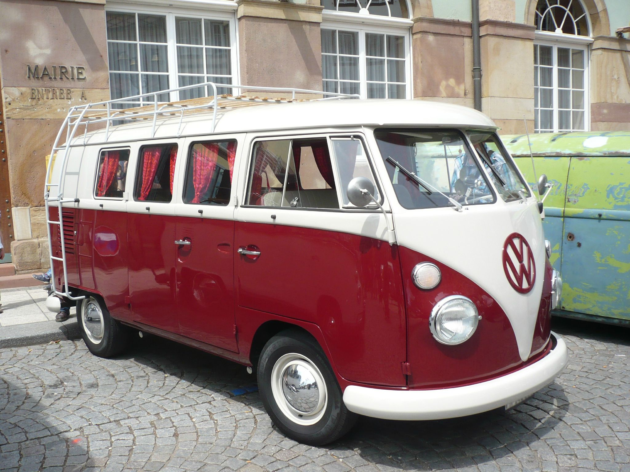 Volkswagen Combi Split Vitr 233 Molsheim 1 Photo De 068